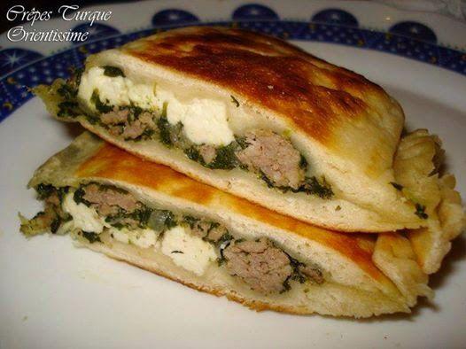 Recette des cr pes turques plus belle la vie recette - Recettes de cuisine turque ...