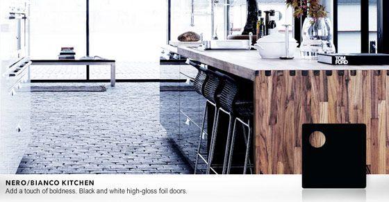 Modern kitchens kvik modern kitchens and modern