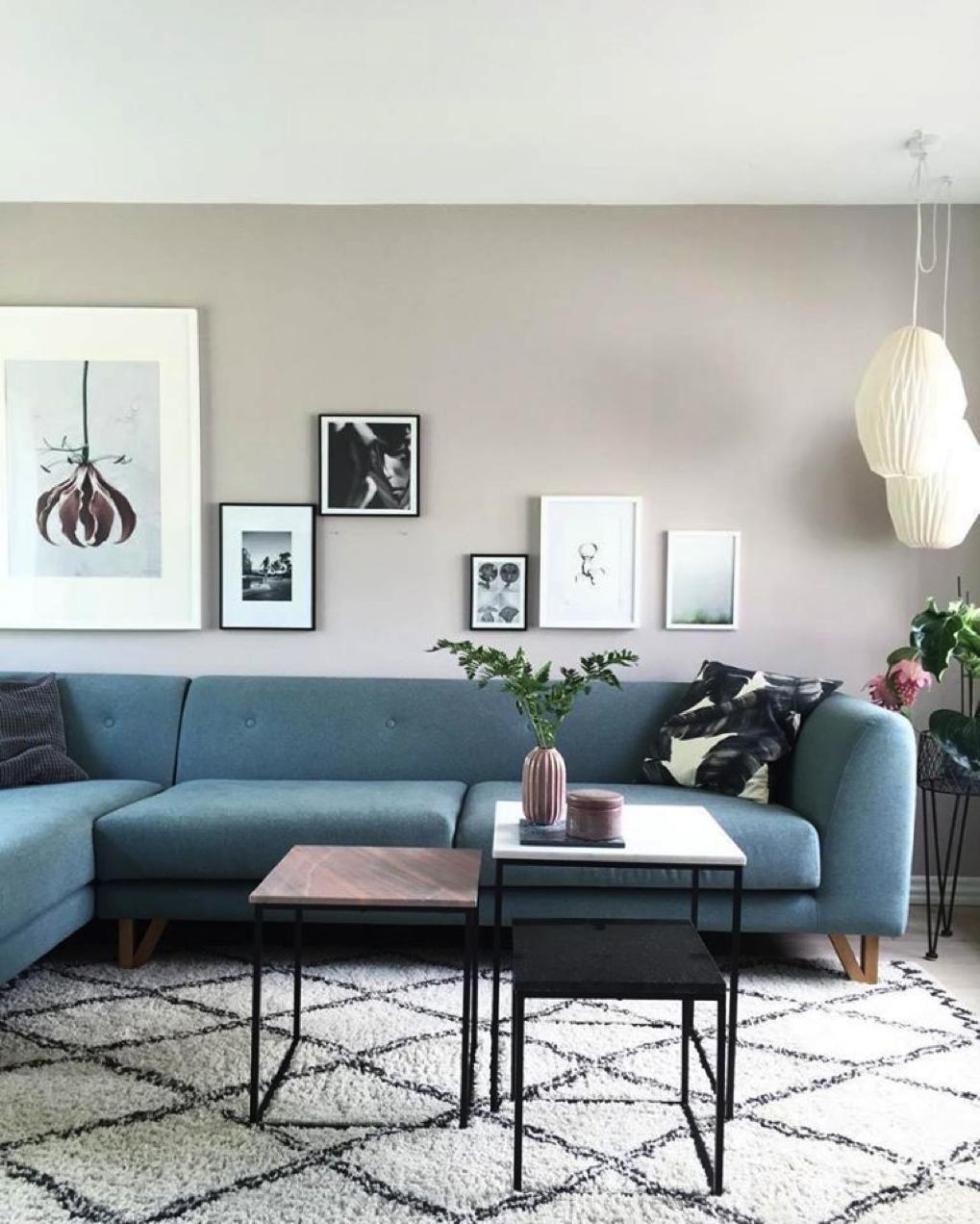Taupe And Blue Bedroom Bedroom Makeover Minimalist Bedroom Blue Bedroom Side Tables: Living Room Furniture Layout, Room Decor Og