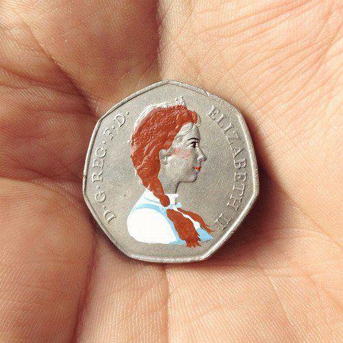 Designer brasileiro insere personagens da cultura pop em moedas | Catraca Livre