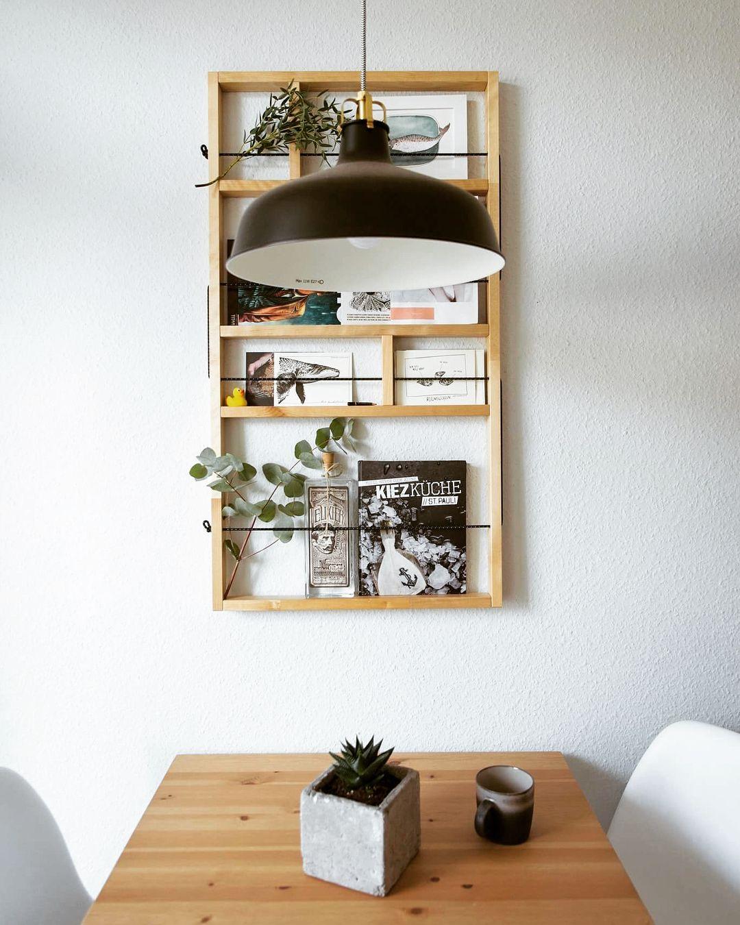 Ikea Ypperlig Wall Shelf