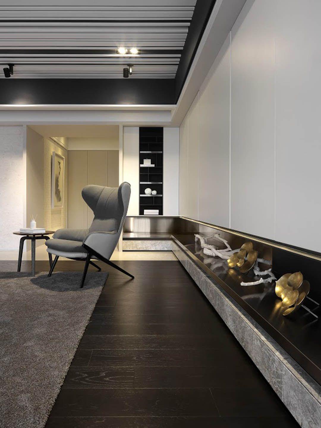moderne inneneinrichtung haus pin von jay ren auf model houses pinterest wohnzimmer