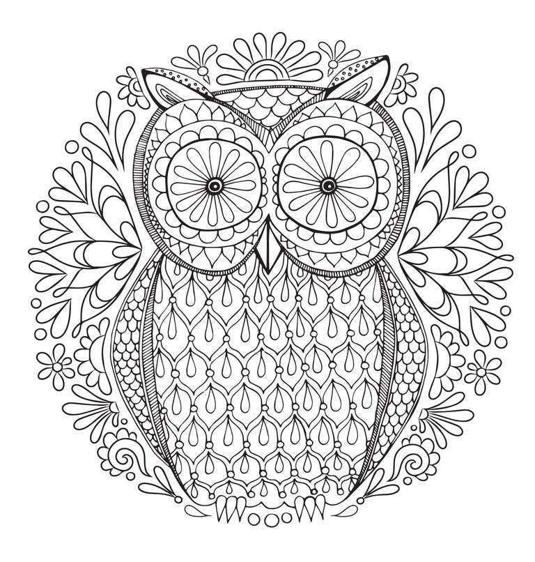 Mandalas para colorear: Dibujos para descargar gratis - Mandala de ...