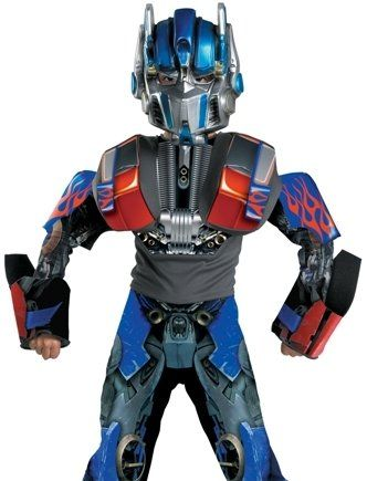 Disguise 177399 Transformers Optimus Prime Movie 3-D Deluxe Child Costume True Reviews