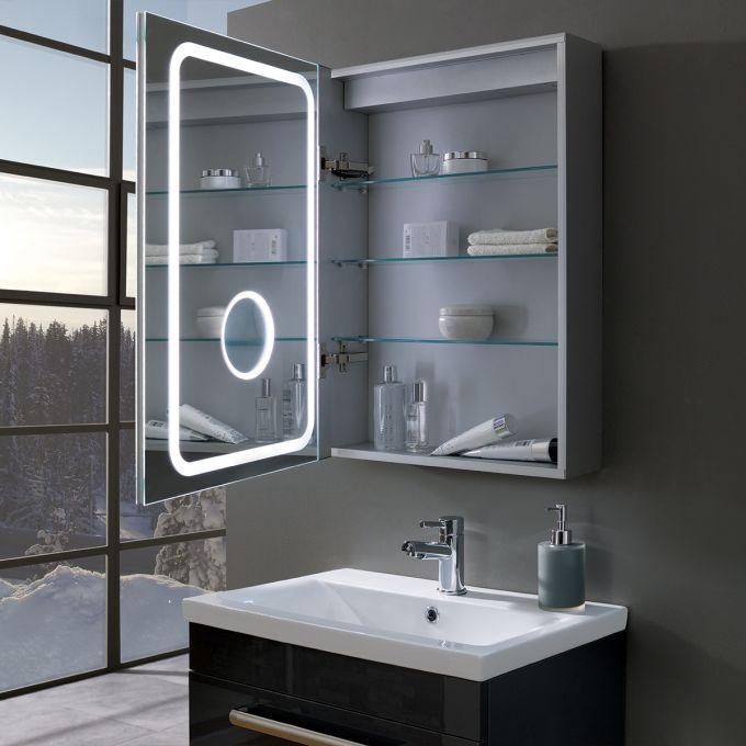 41+ Bathroom cabinet with mirror and shaver socket diy