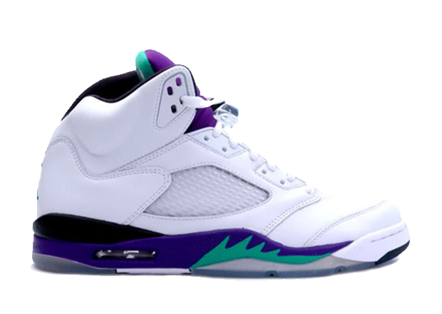 Air Jordan V \u2013 Price: $10000 These have never seen the shelves of stores,