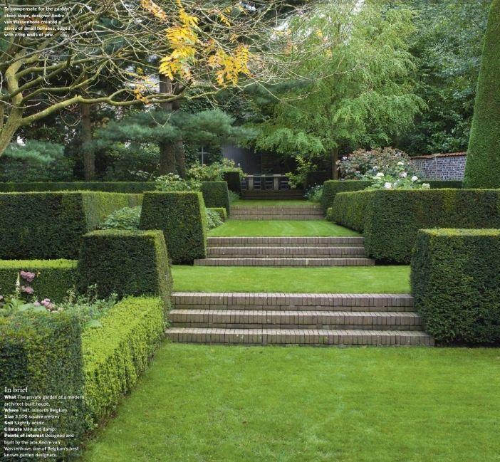 Belgian Garden Garden Landscape Design Garden Architecture