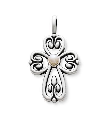 I love this cross of adoration with pearl james avery jewelry cross of adoration with pearl james avery aloadofball Gallery