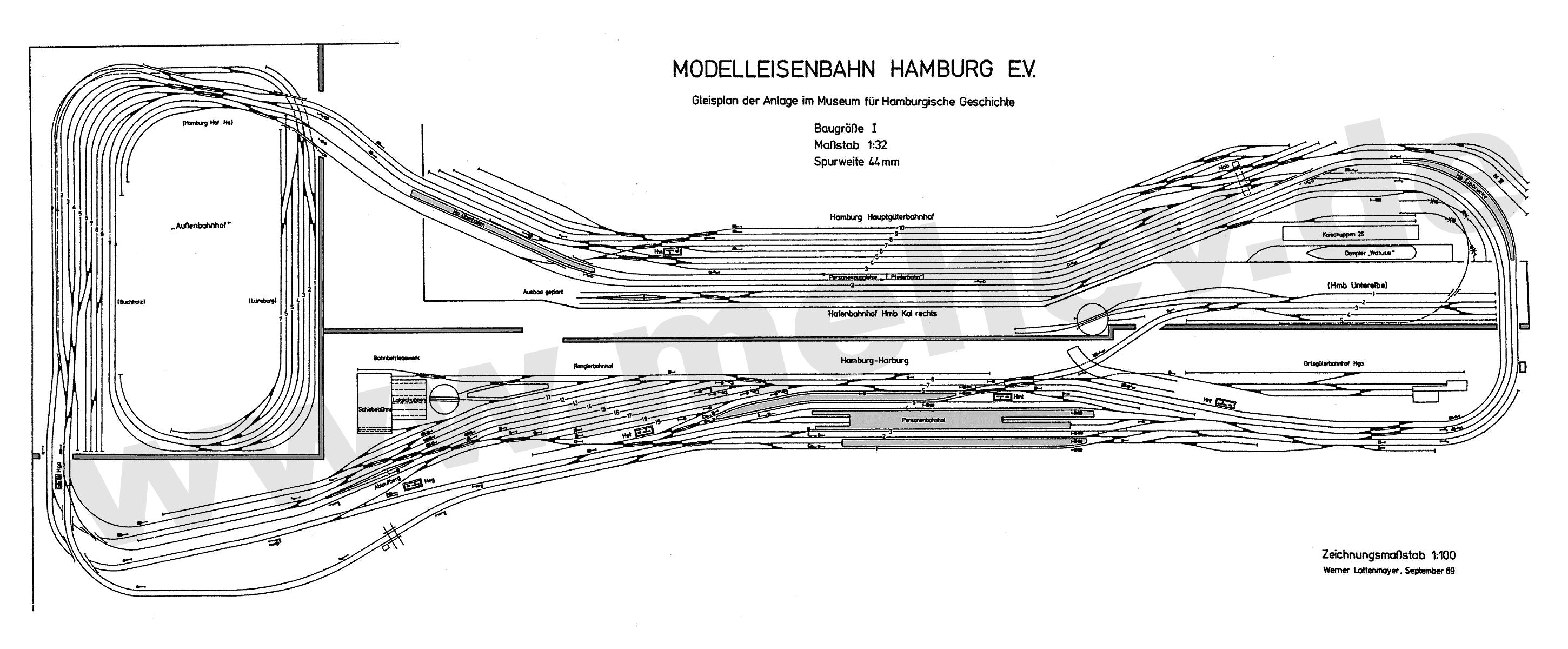 Pin By Martin Paton On Model Railway Track Plans