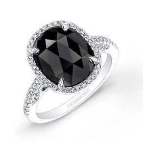 bague diamant noir sex and the city
