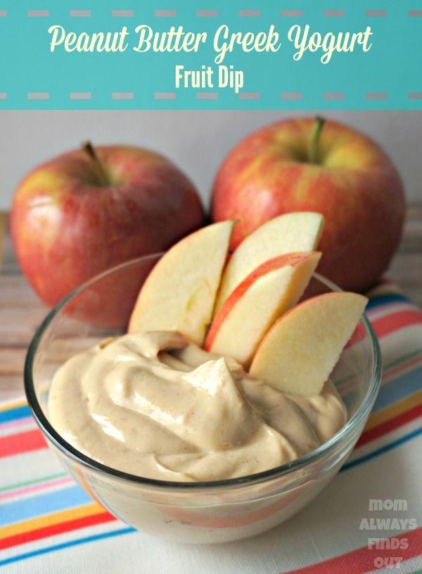 Peanut Butter Greek Yogurt Fruit Dip Recipe Fruit Dips Recipes Yogurt Fruit Dip Fruit Dip