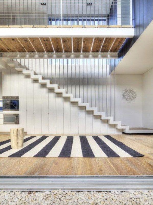 Casa De Playa Inspirada Por Un Hogar Moderno En Bondi, Sydney