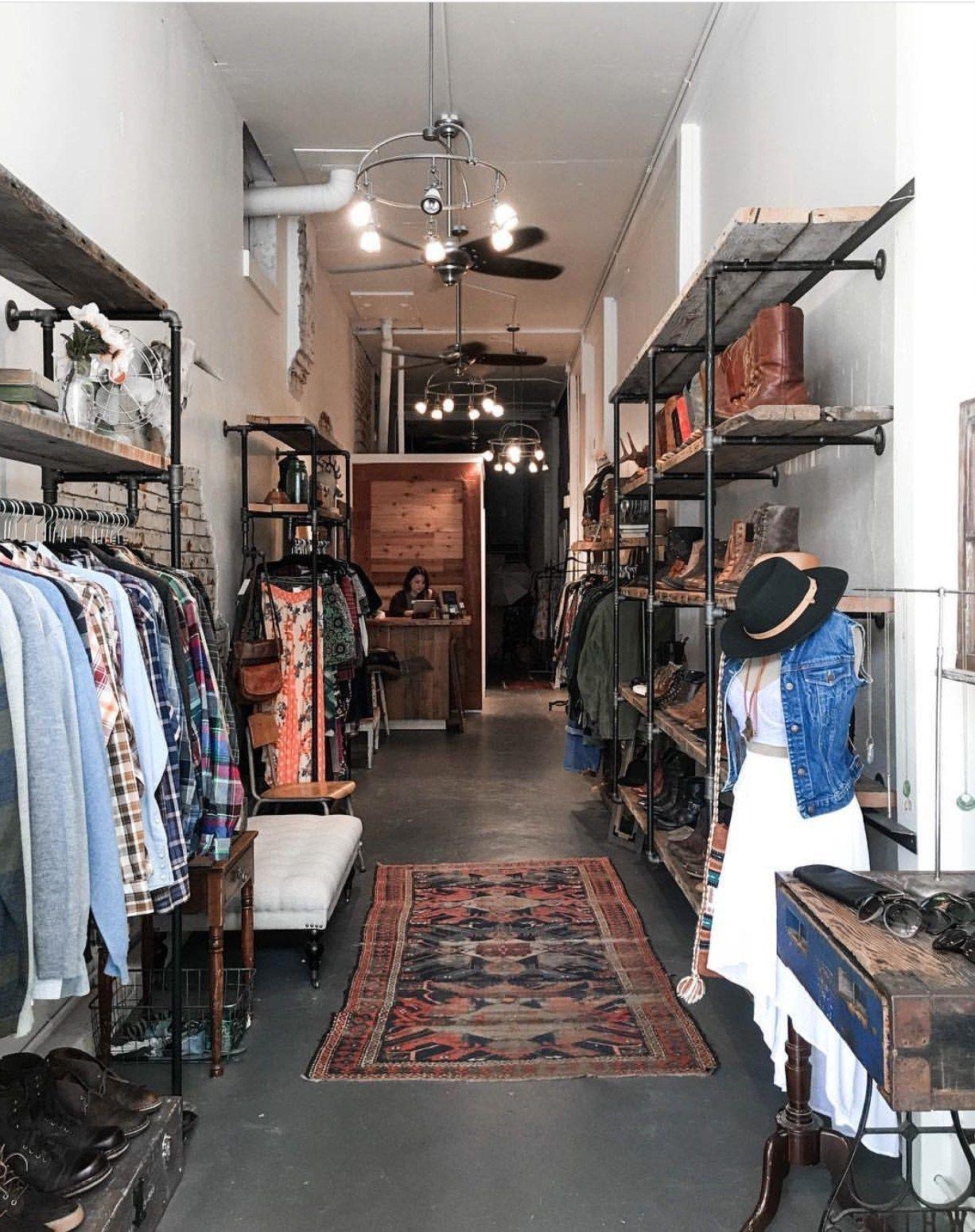 Best Vintage Shops In Seattle Seattle Shopping Vintage Store Seattle Fashion