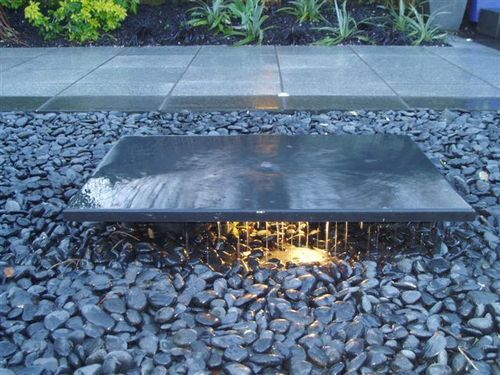 Chelmsford Simple Water Feature Modern Water Feature Modern