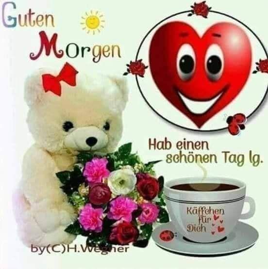 Guten Morgen meine Liebe Bilder - Schönes Bilder-GB Bilder