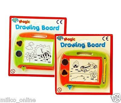 Magnetic drawing board and writer #sketcher with #magic pad slate