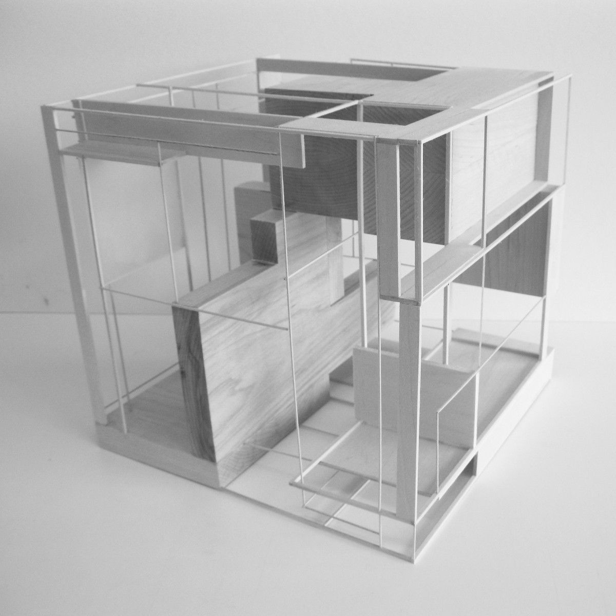 CUBE CONSTRUCT / final design proposal   Branko Micic   Archinect