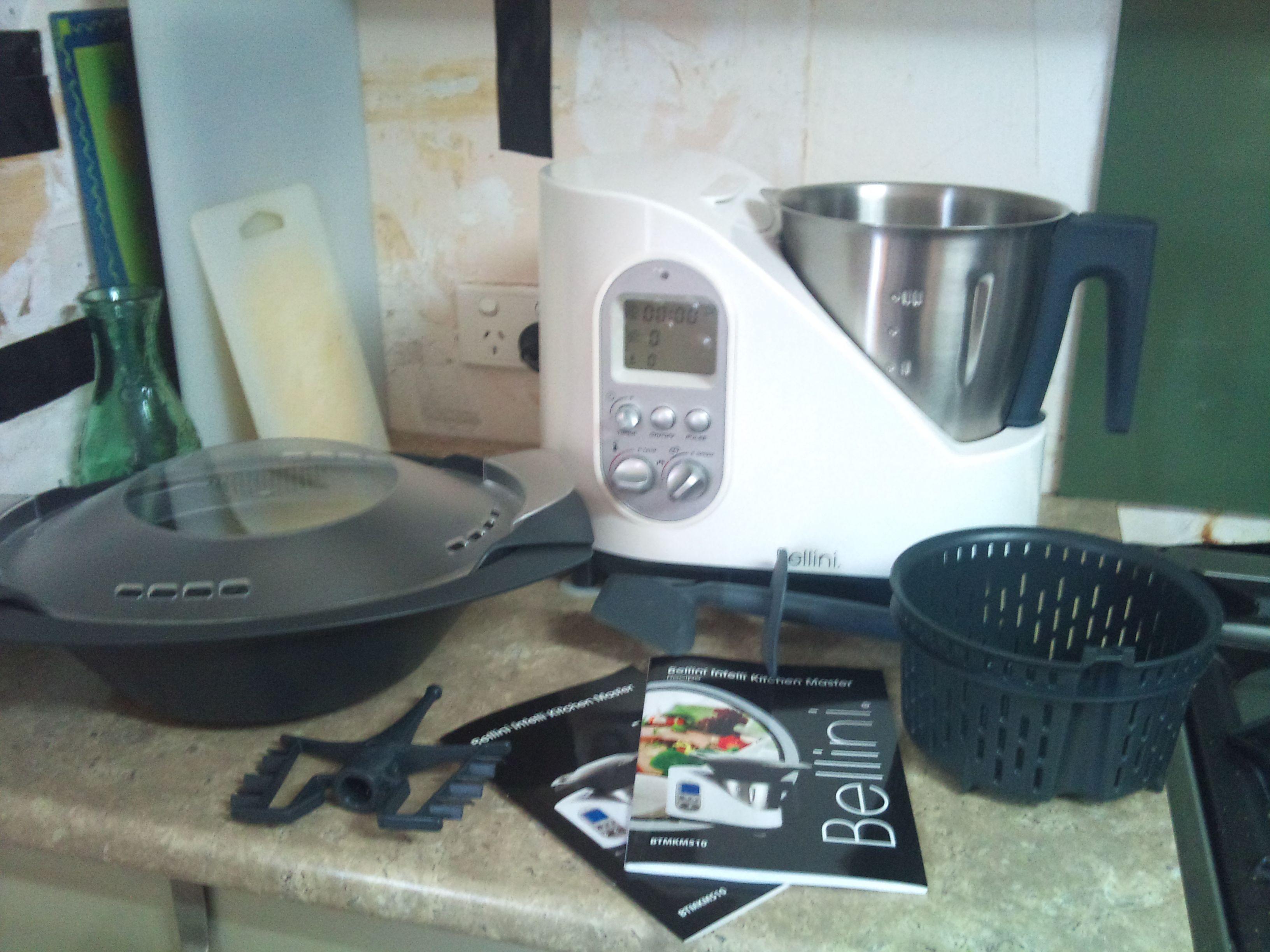 Myintelliexperiment Good Blog About Bellini Intelli Bellini Recipe Belini Recipe Thermomix Recipes