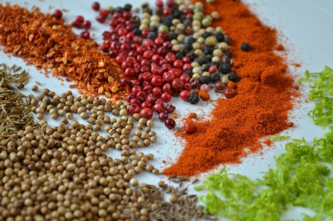 Couscous blend of spices