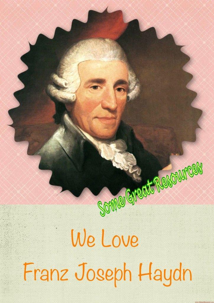 We Love Franz Joseph Haydyn