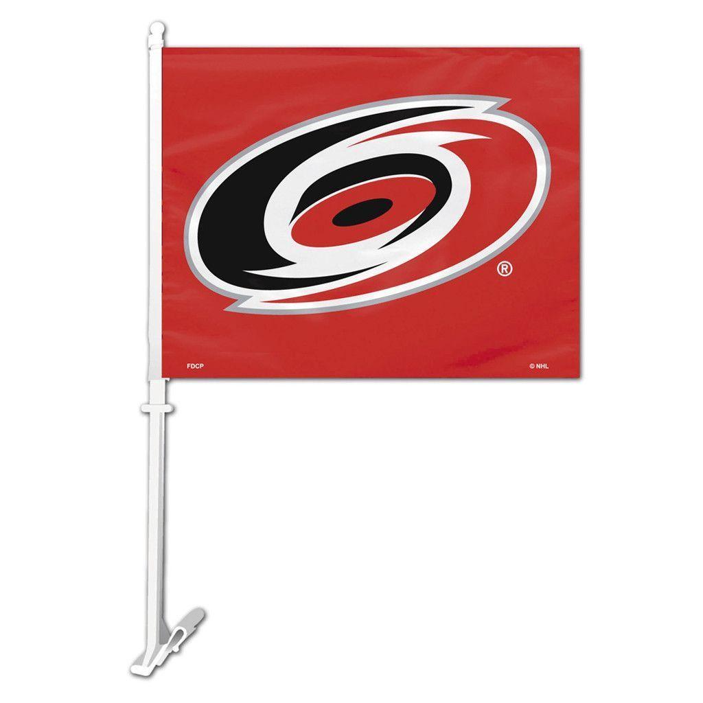 Team Logo Merchandise Sports Team Accessories Gifts And Gear At Team Sports Gift Carolina Hurricanes Hurricane Car Car Flags