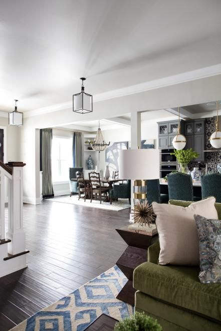 Pictures Of The Hgtv Smart Home 2016 Living Room With Images