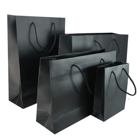 Small Paper Gift Bags Stoykasie Bulk Brown With