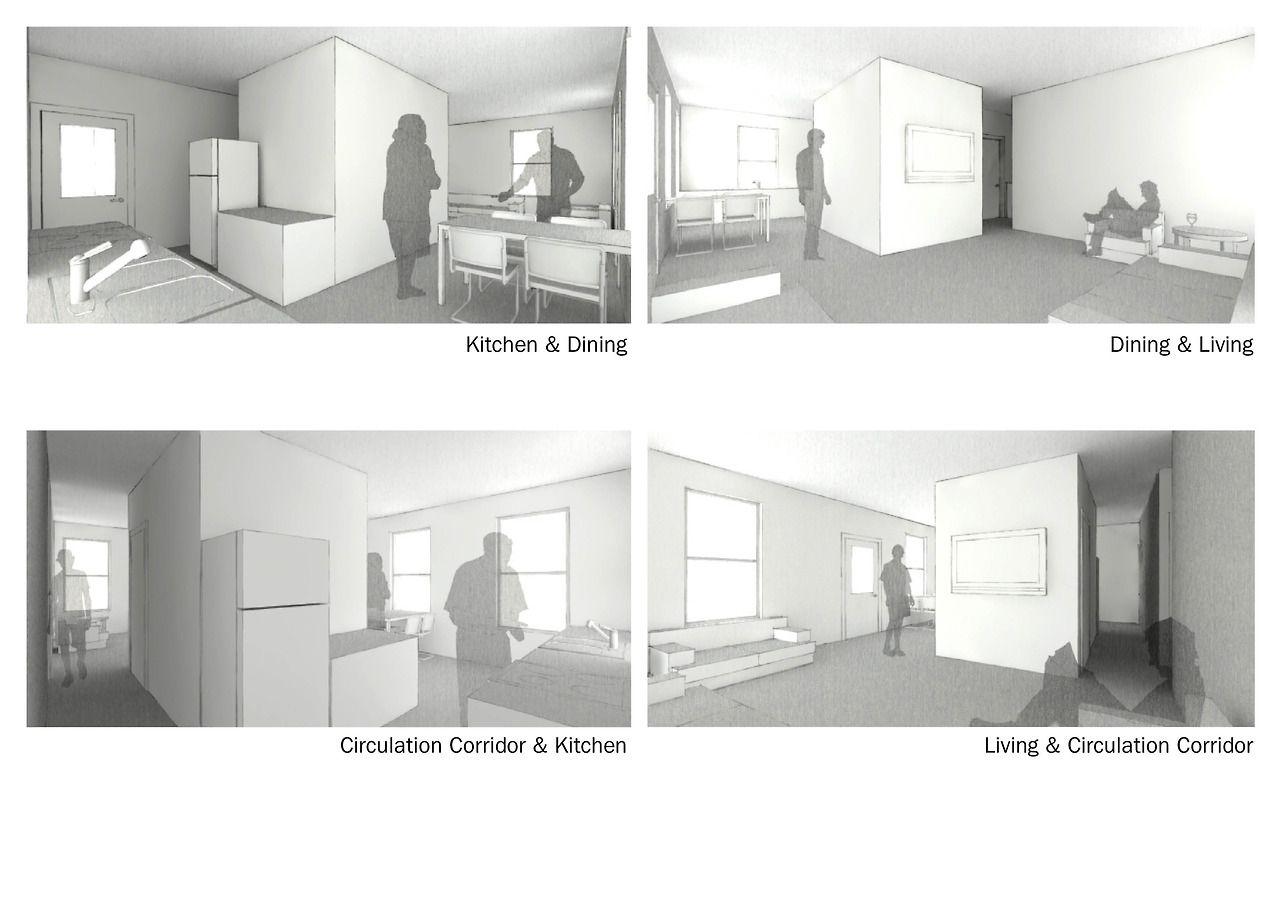 Rural Studio 20k House Concept Ferrum House – Rural Studio 20K House Floor Plans