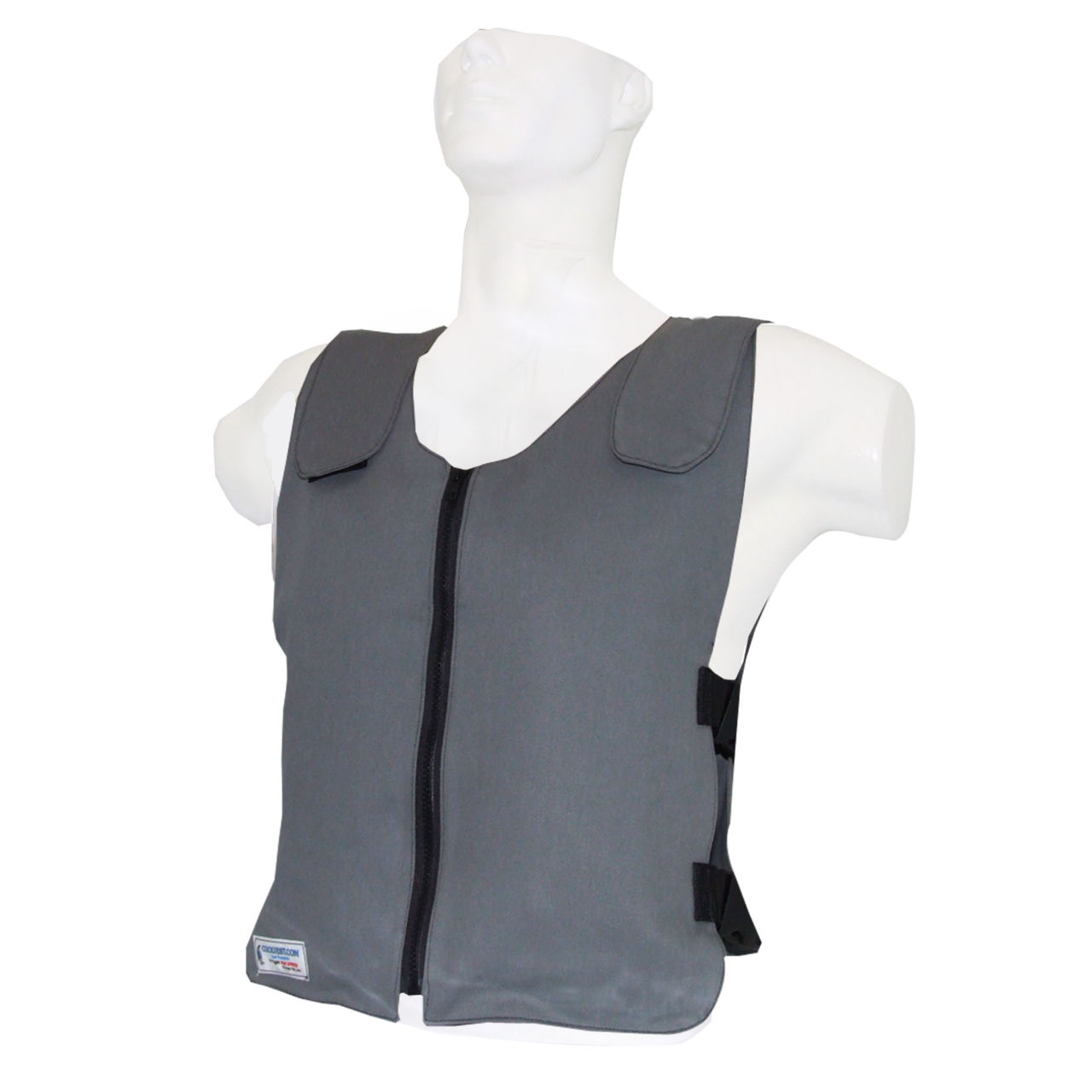 Cooling Vest From Glacier Tek Body Cooling Vests Cool Vests Ice