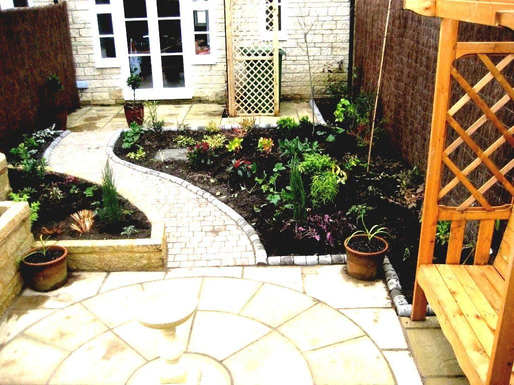 Wunderschöne Kleine Garten Design Ideen Niedrigen Wartung Auf Die Dekoration  #Gartendeko