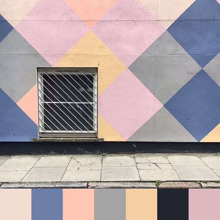 @natasha_nuttall made our day by submitting this gem!  made with our app  #foundpalettes