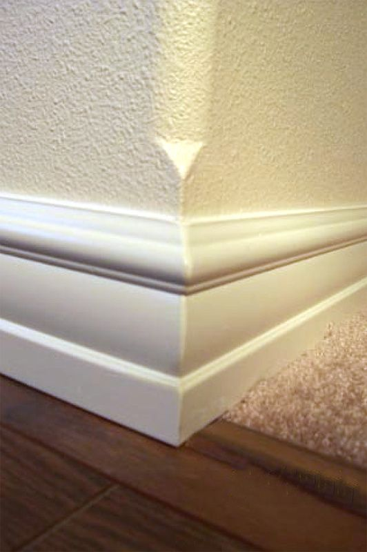 How To Paint Bullnose Or Rounded Drywall Corners 3 Tips Drywall Corners Baseboards Apartment Bedroom Decor