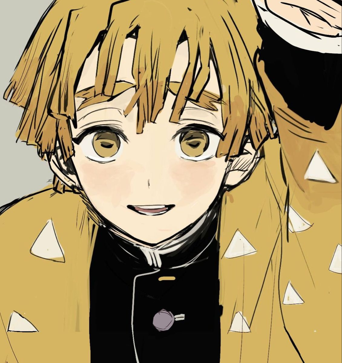 Ai muốn Zen xoa đầu nào :D | Anime, Phim hoạt hình, Quỷ