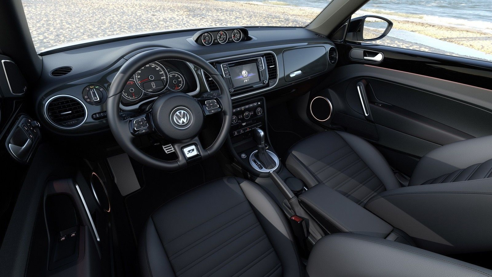 Pin By Annetthh On Car Thingz In 2020 With Images Volkswagen New Beetle Volkswagen Beetle Interior Volkswagen Beetle