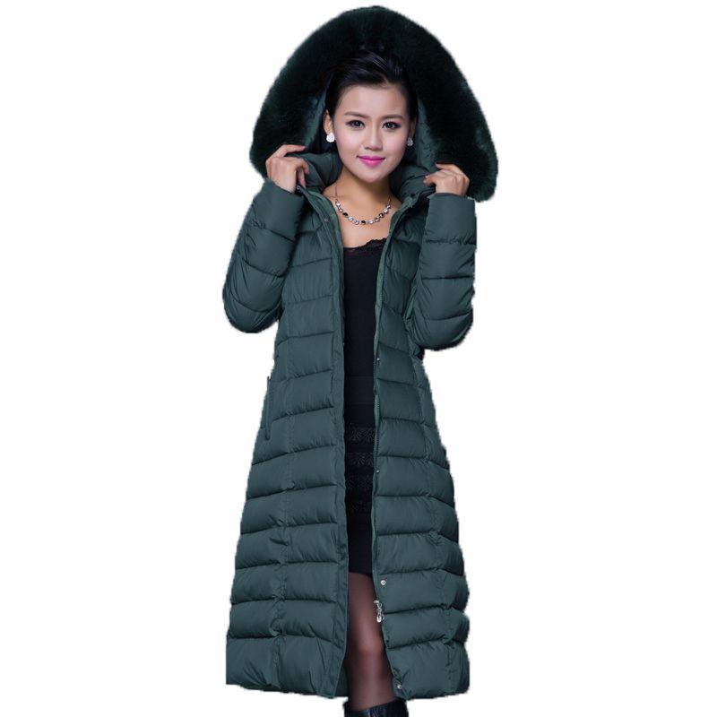 361093908 Click to Buy << Winter Jacket Women 2016 Winter Coat Women Plus Size ...