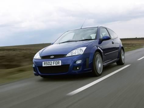 Photographic Print 2002 Ford Focus Rs 12x9in Products
