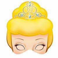Cinderella Free Printable Masks Cinderella Birthday Party