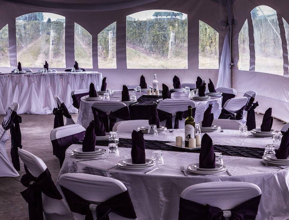 Wedding Shows Windsor Posted By Chantelle Parent · 20 Hours Ago . Elegant  White And Plum. Plum Wedding DecorChair Cover ...