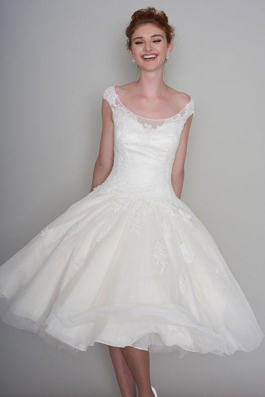 LouLou Bridal Wedding Dress LB187 Winnie   wedding dress   Pinterest ...