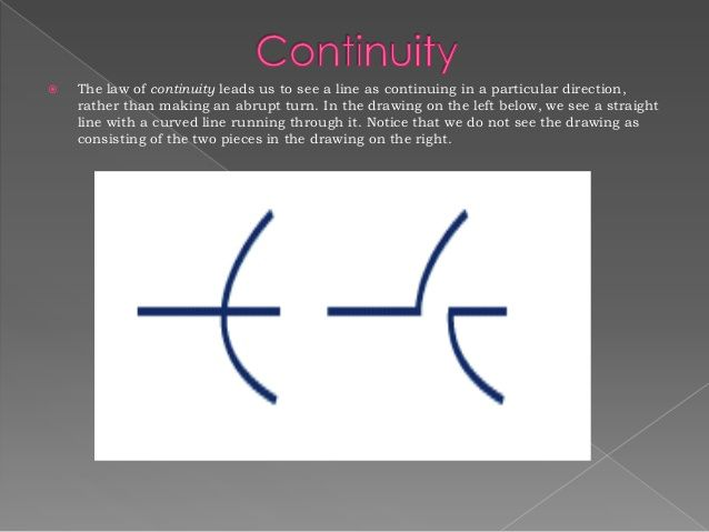 continuity psychology