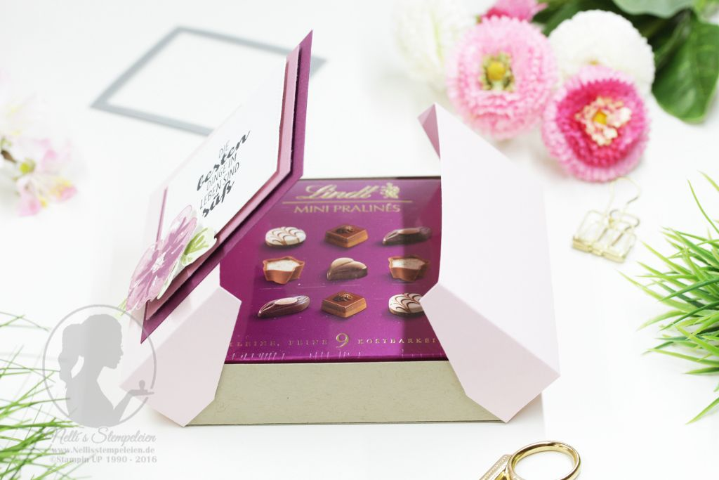 Double Flip Top Box mit Videoanleitung - Nellis Stempeleien