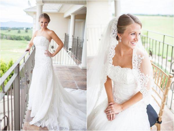 Elegant Vineyard Wedding Heart Love Weddings Wedding Wows