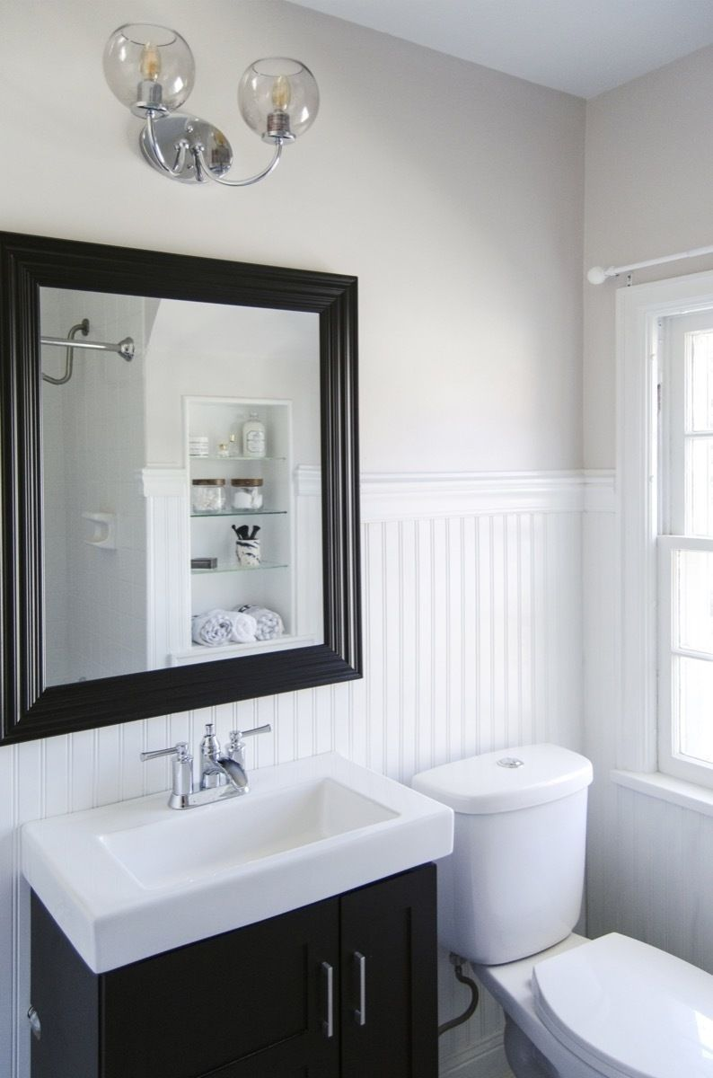 Here Are 15 Of Our Favorite Affordable Bathroom Light