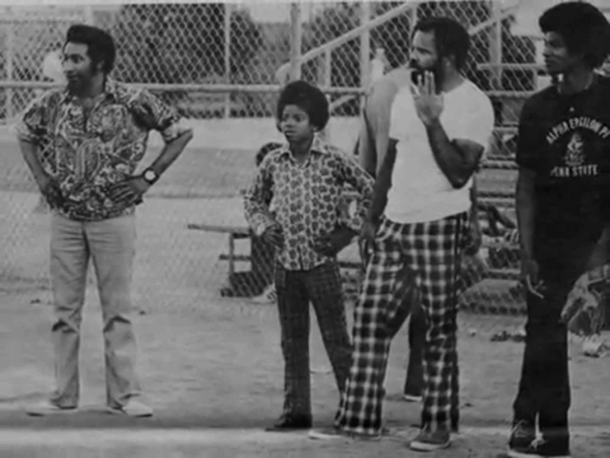 Michael Jackson and his brothers - Jackson 5 Era