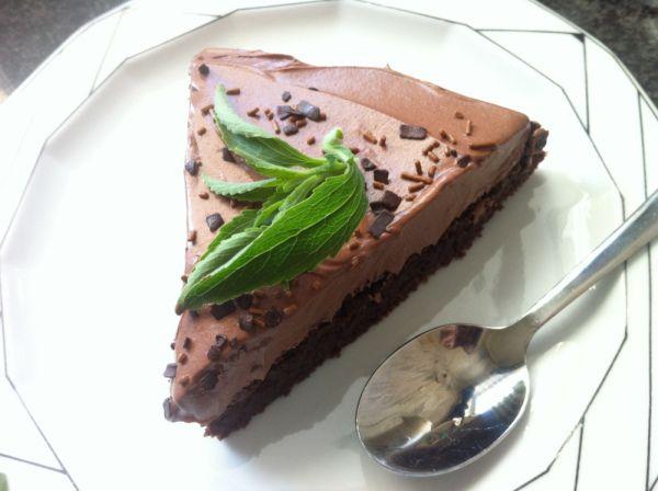 Sukkerfri og Sunn Sjokoladekake - http://www.mytaste.no/o/sukkerfri-og-sunn-sjokoladekake-3812713.html