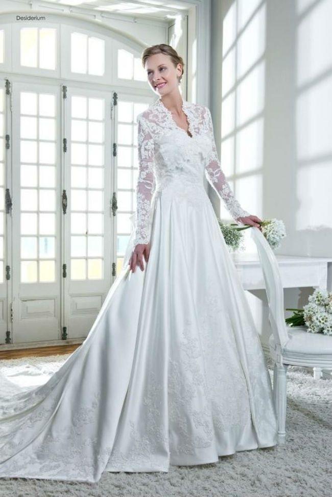 vestido de novia en 8ngles