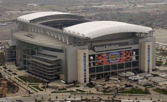 Twitter Houston Texans Reliant Stadium Nrg Stadium