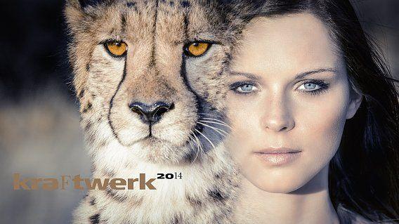 kraFtwerk 2014 - Der Kalender mit Anna Fenninger
