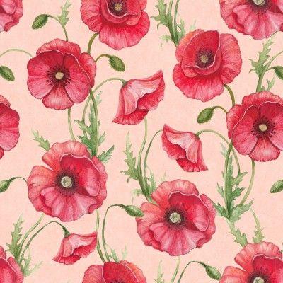 Papel de Parede Floral 35