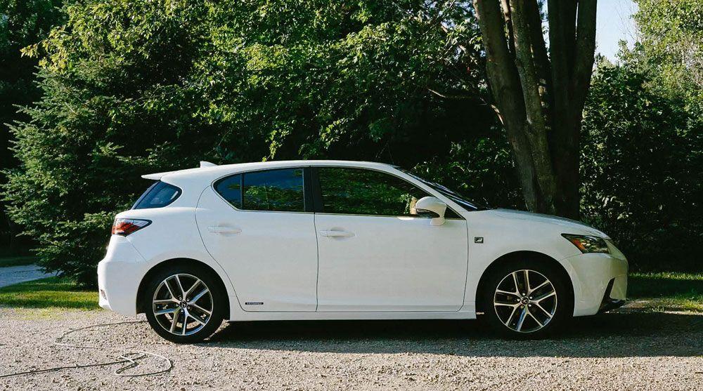 Lexus CT F SPORT Owner Blog The Full Detail